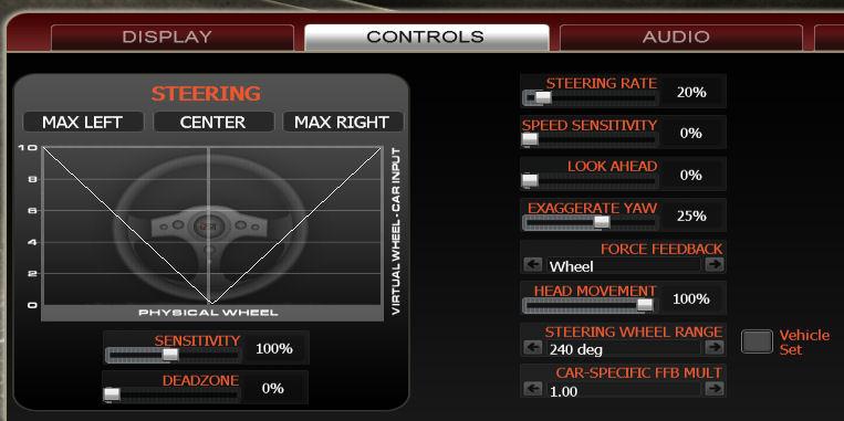 Tutorial configurar volante en rFactor2